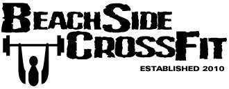 BeachSide CrossFit Logo