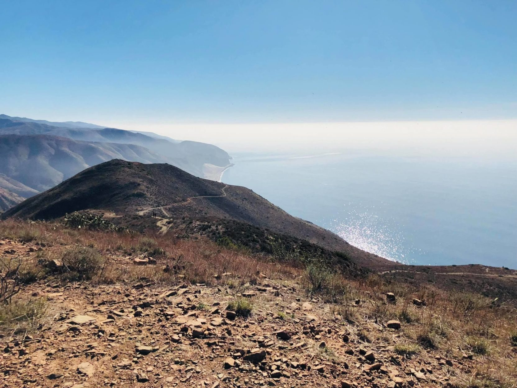 2018 Summer Hike Series #1- Mugu Peak Trail