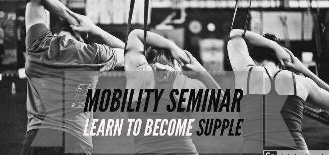 Mobility Class- Learn to work on your personal mobility limits