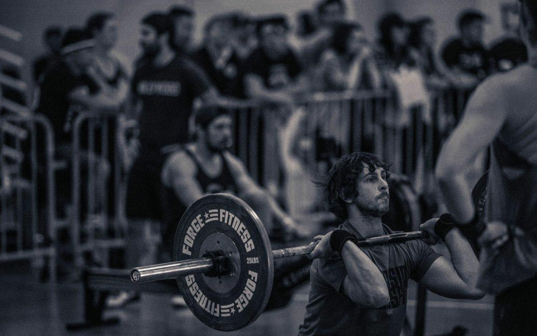 8 Reasons why you should CrossFit