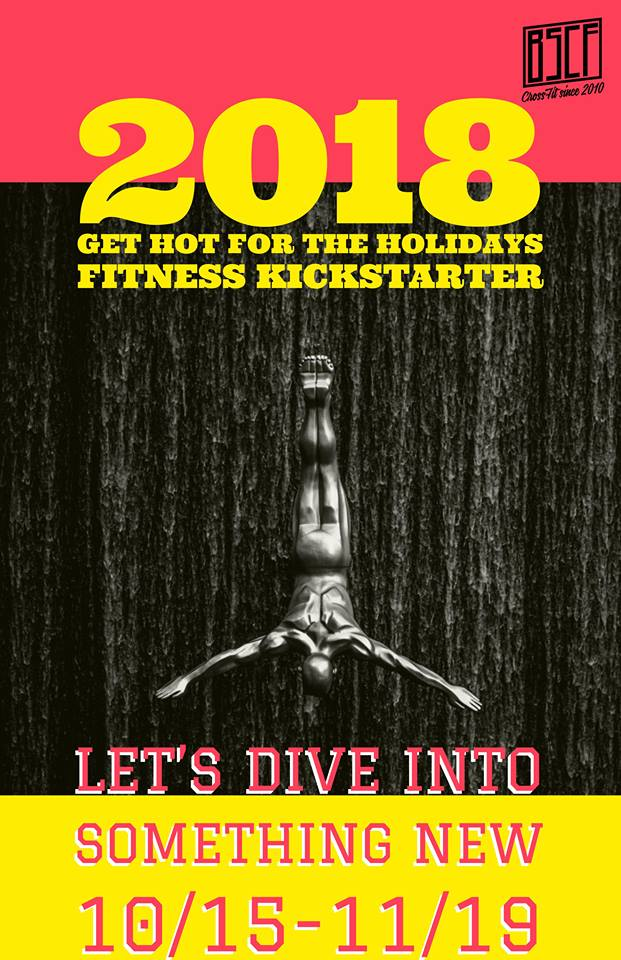 Get Hot for the Holidays- Fitness kick starter