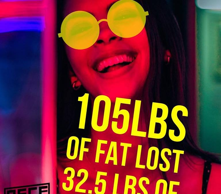 How we lost over 100lbs of fat
